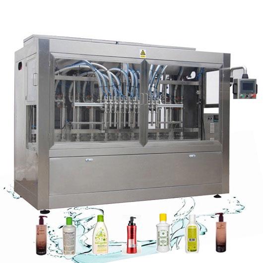 น้ำยาซักผ้าอัตโนมัติที่ทนต่อการกัดกร่อนเครื่องบรรจุผงซักฟอก